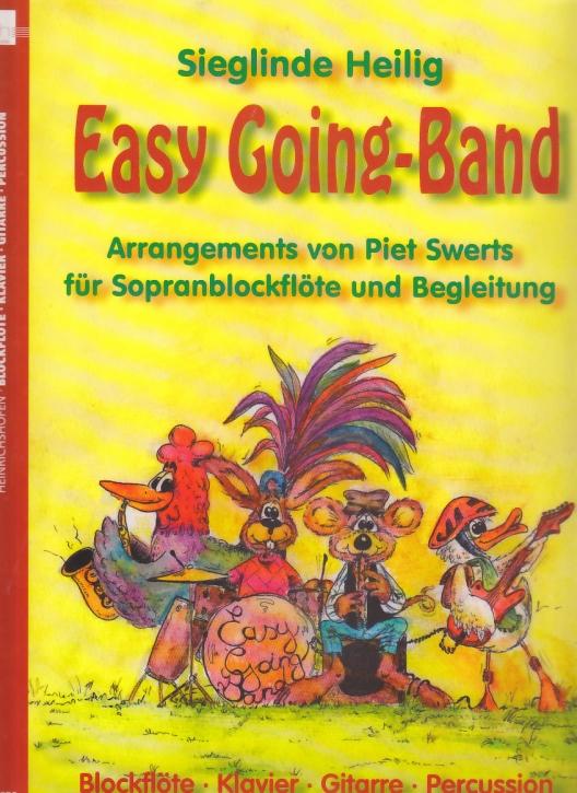 Heilig, Sieglinde - Easy Going-Band -  (Ergänzungsheft)