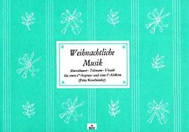 Weihnachtliche Musik - Recorder Trio SSA