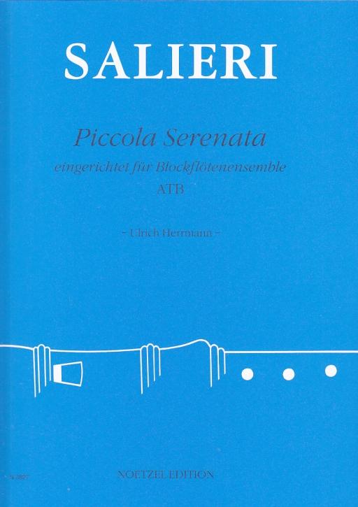 Salieri, Antonio - Piccola Serenata - ATB