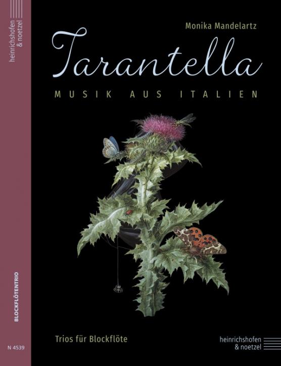 Tarantella - Blockflötentrio