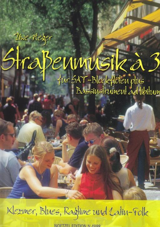 Straßenmusik à 3  - SAT