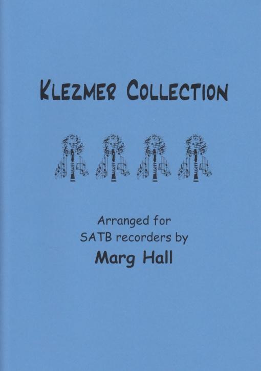 Hall, Marg - Klezmer Collection - SATB