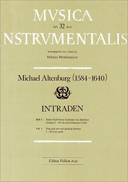 Altenburg, Michael - Intraden I - SSATTB