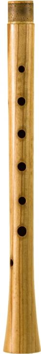 Altflötenunterteil (g)<br> Yoav Ran<br>Modell Ganassi<br> 415 Hz, Ahorn