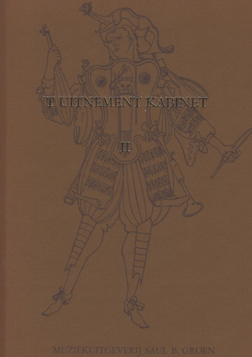 'T Uitnement Kabinet - Band II - 2 Sopran- oder Tenorflöten