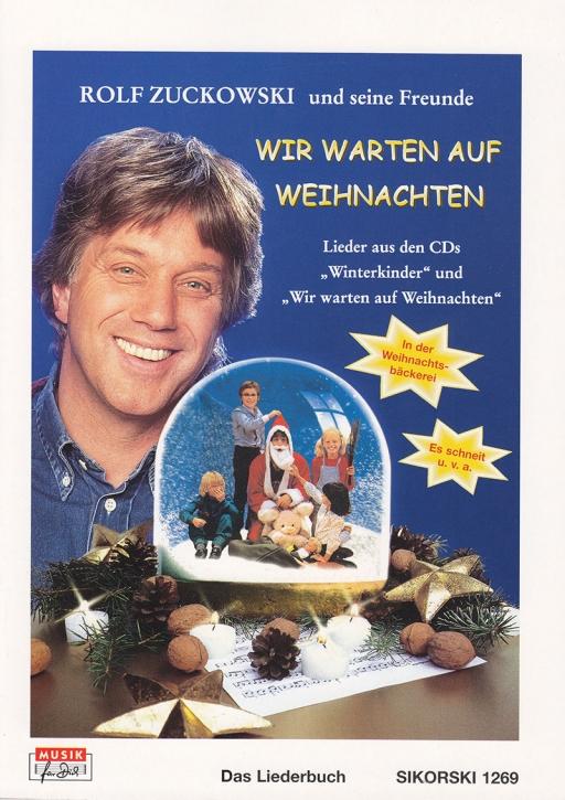 Zuckowski, Rolf - Wir warten auf Weihnachten - Soprano Recorder