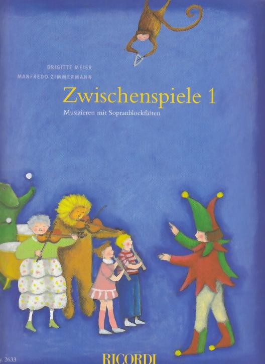 Meier/Zimmermann - Zwischenspiele 1 -