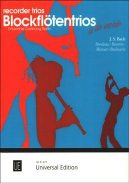 Bach, Johann Sebastian - Orchestersuite h-moll - ATB