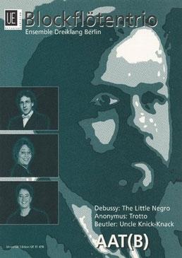 Debussy / Beutler - The Little Negro/ Uncle Knick-Knack AAT(B)