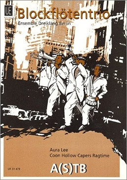 Aura Lee - Coon Hollow Capers - ATB