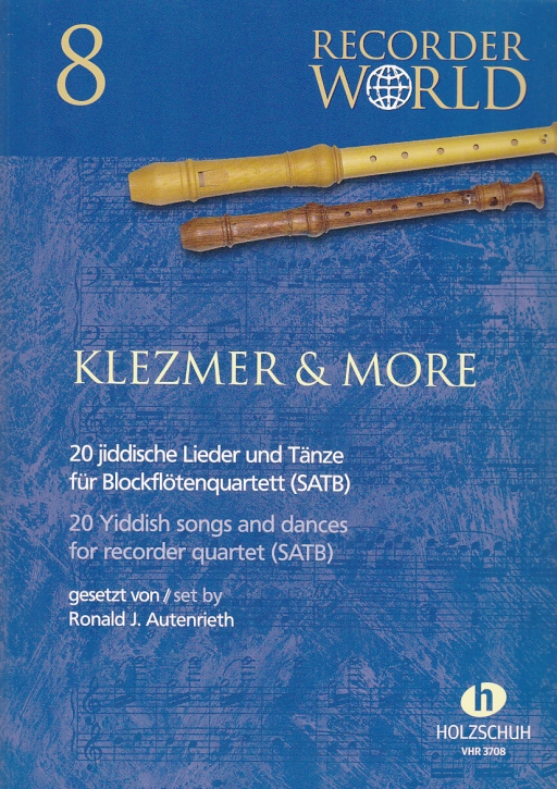 Authenried, Ronald J. - Klezmer & More - SATB