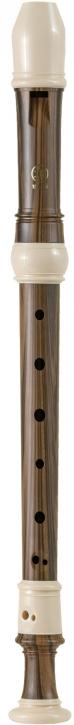 treble recorder Yamaha YRA-314 III, plastic, imitation ebony