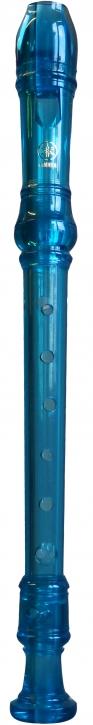soprano recorder Yamaha YRS-20BB, plastic, blue