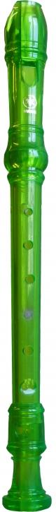soprano recorder Yamaha YRS-20BG, plastic, green