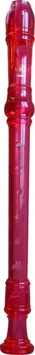 soprano recorder Yamaha YRS-20BP, plastic, pink