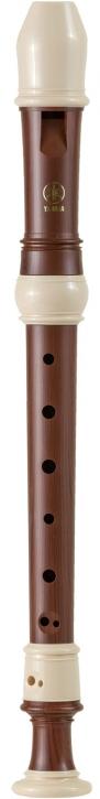 soprano recorder Yamaha YRS-312B III, plastic, imitation palisander