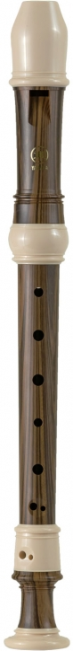 soprano recorder Yamaha YRS-314 plastic, imitation ebony