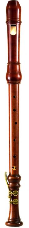 Tenorblockflöte<br> Yamaha YRT-61M<br> Ahorn, gebeizt