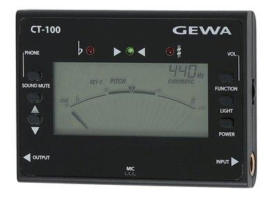 Stimmgerät GEWA CT-100