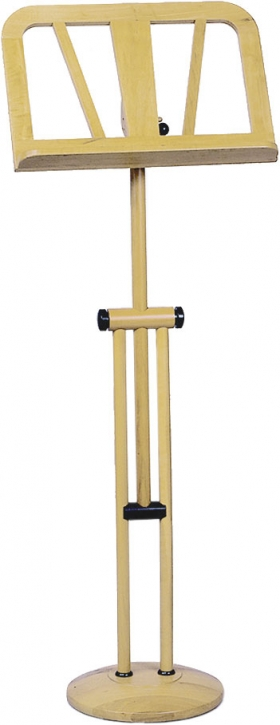Wooden Music Stand Model Harmonie