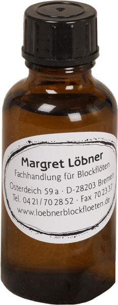 Blockflötenöl - unsere Spezialmischung !