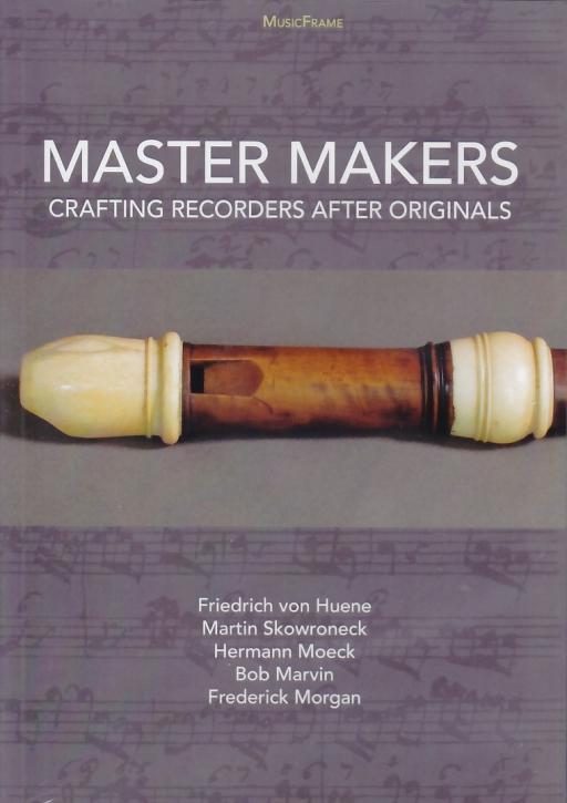 Daniel Brüggen - Master Makers - DVD