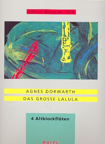Dorwarth, Agnes - Das große Lalula  - AAAA