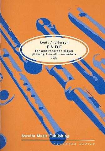Andriessen, Louis - Ende - AA (1 Spieler)