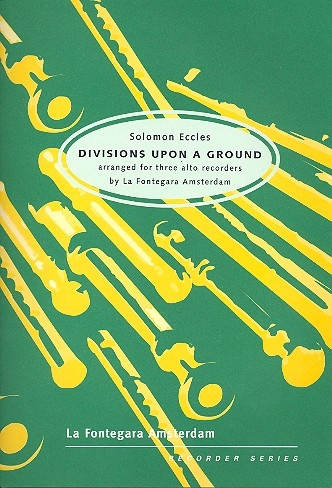 Eccles, Simon - Divisions upon a Ground - AAA