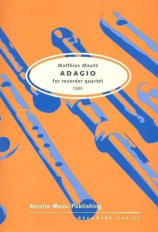 Maute, Matthias - Adagio - SATB