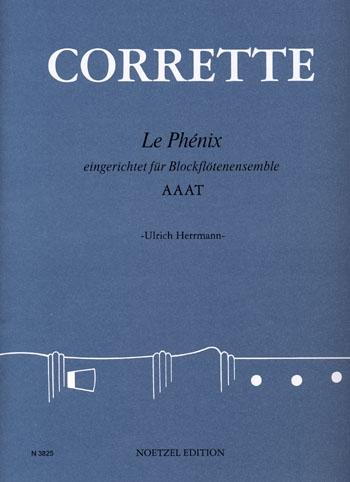 Corrette, Michel - Le Phénix - AAAT