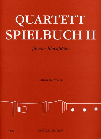 Herrmann, Ulrich (Hrg.) - Quartet collection II - SATB / AATB / ATTB / SSAT