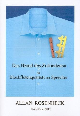 Rosenheck, Allan - Das Hemd des Zufriedenen - Sprecher und SATB