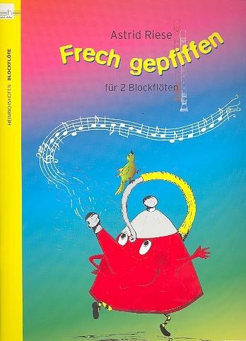 Riese, Astrid - Frech gepfiffen - SA