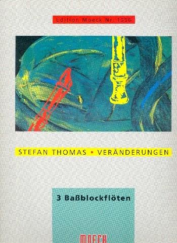Thomas, Stefan - Veränderungen  - BBB