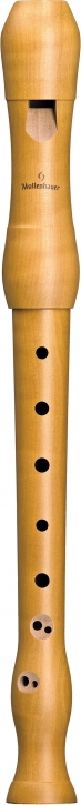 soprano recorder Mollenhauer 1042 Student, pearwood