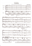 Bonsor, Brian - Tango - SAT und Klavier