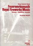 Händel, Georg Friedrich - Feuerwerksmusik - SATB,  SSAB oder SAAB