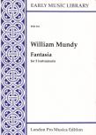 Mundy, William - Fantasia - SSATB