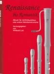 Renaissance to Romantik - album for recorders  SATB