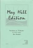 Marshall, Steve - Variations on 'A Chantar' - Blockflötenorchester
