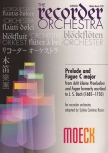 Bach, Johann Sebastian - Praeludium und Fuge C-dur - SATBGbSb