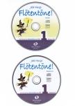 Ertl, Barbara - Jede Menge Flötentöne 2 CDs - Band 1 - Altblockflöte