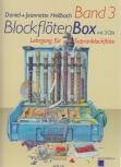 Hellbach, Daniel - BlockflötenBox 3 -  Lehrgang für Sopranblockflöte mit CD