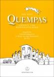 Der neue Quempas - Weihnachtslieder für Blockflötenquartett  SATB