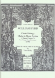 Byrd, William - Christ Rising / Christ is Risen Againe - AAATTB