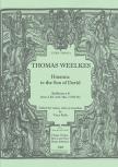 Weelkes, Thomas - Hosanna to the Son of David - Blockflötensextett  SSATBB