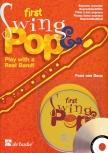 Gorp, Fons van - First Swing and Pop - Sopranblockflöte + CD