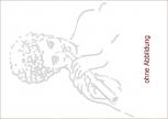 Sopranflötenunterteil Ralf Netsch Modell Ganassi 415 Hz, Pflaume