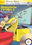 Spiel mit! Flöten-Hits  für coole Kids - Megastarke TV-Hits Vol. 2 - 2 Sopranblockflöten + CD